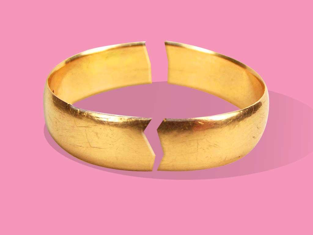 anneau brisé