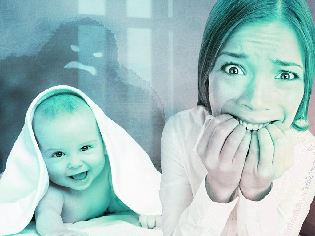 peur avoir un enfant
