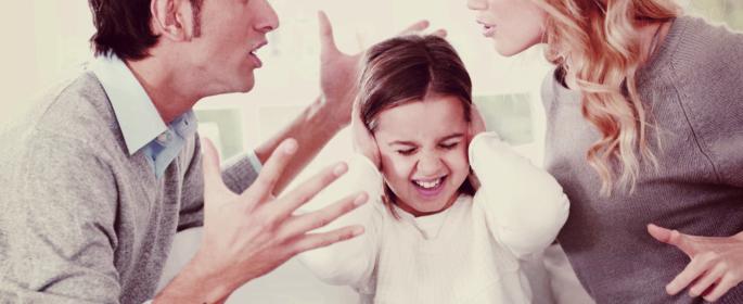 dispute au sujet des enfants